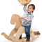 Woody Rocking Horse from Prince Lionheart