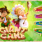 Elfishki and The Giant Cake iPad App Story and Game for Kids Product Review
