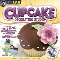 Cupcake Decorating Studio Kids Arts and Crafts Product Review Baking