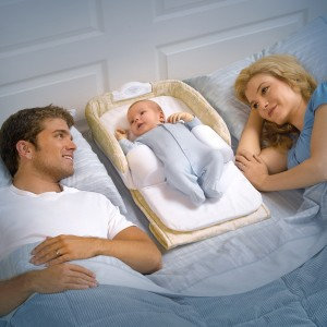 Supreme Snuggle Nest with Soothing Sounds from Baby Delight