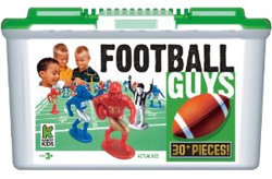 Football Guys from Kaskey Kids Action Figure Product Review
