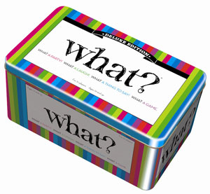 What? Deluxe Addition Party Game from Outset Media