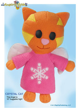 Angels from the Attic – Plush Toys & Story Book