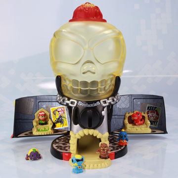 Squinkies Skull Cavern Playset from Blip Toys
