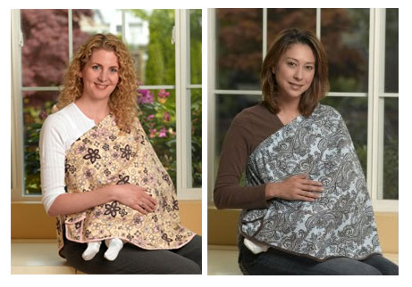 NursEase Breastfeeding Shawl from Bellies & Beyond