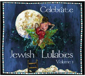 Celebrate Jewish Lullabies Volume 1 CD from Craig N Co