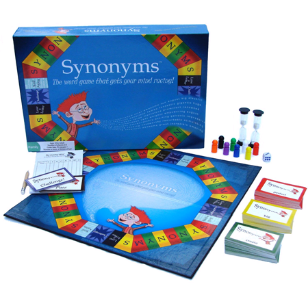 Synonyms – The Word Game that Gets Your Mind Racing!