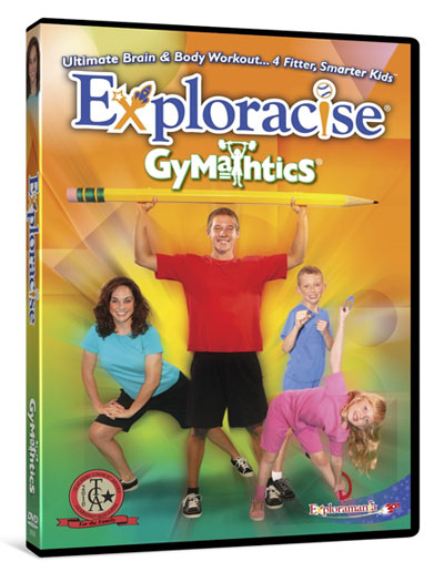 Exploracise Gymathtics DVD Exercise Program