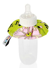 Le bibble – Baby Bottle Bib