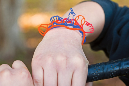 PiggyBack Bandz – Kids Bracelet Bands that Stand!