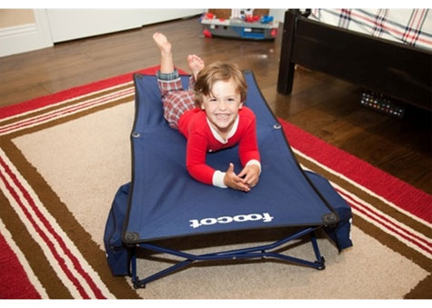 Joovy Foocot Child Cot Travel Bed Product Review