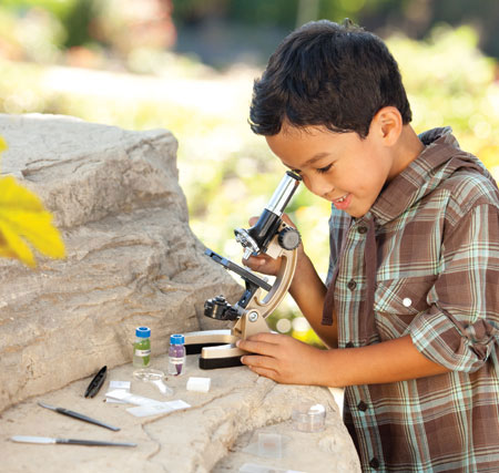MicroPro 48 Piece Microscope Set from Educational Insights