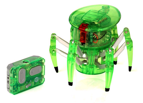 HEXBUG Spider Kids Electronics Collectible Product Review