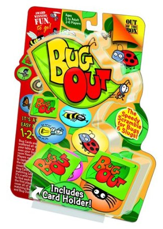 Bug Out Matching Card Game for Kids Product Review