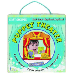 Soft Shapes: Puppet Theater from innovativeKids Product Review