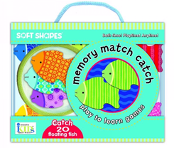 innovativeKids Soft Shapes Memory Match Catch Baby Kids Bath Toy Product Review
