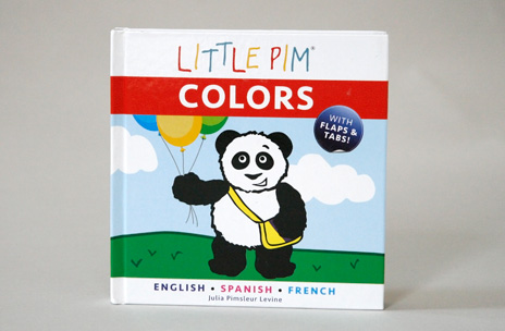 Little Pim Feelings and Colors Book Series Early Multi-Language Learning Tools Product Review