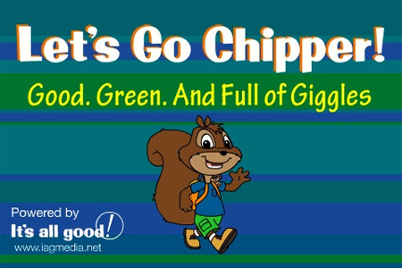 Let's Go Chipper App for iPad, iPhone – Kids App Review