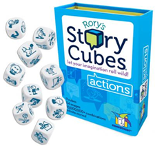 Rory's Story Cubes – Actions, Kids, Teens Product Review