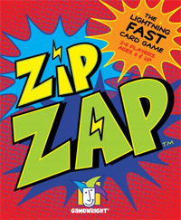 Zip Zap from Gamewright Card Game Kids Teens Product Review
