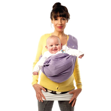 theBabaSling Baby Carrier by Joovy Baby Product Review