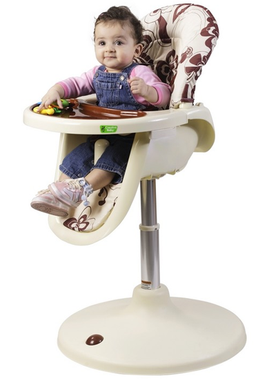 Circle High Chair from Creative Baby Product Review