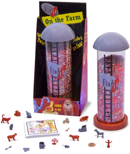 On the Farm from Find It Games Kids Product Review