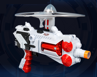 Launch N' Attack Annihilator Dart Gun from DeeBee Toys Limited Kids Teens Tweens Product Review