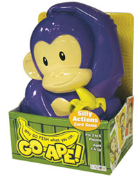Go Ape! from Patch Products Kids Card Game Product Review