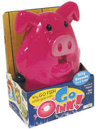 Go Oink! from Patch Products Kids Card Game Product Review