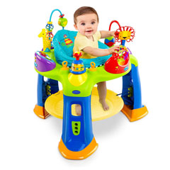 Oball™ Obounce Activity Center™ Baby Product Review