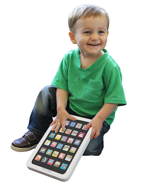 Mirari® myPad® Touch from Patch Products Baby Toy Product Review