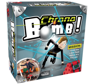 Chrono Bomb® from Patch Products Kids Laser Field Game